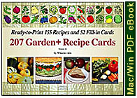 Recipes and Cards